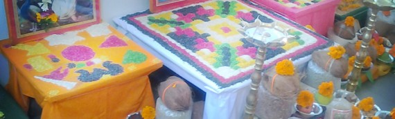 Nava graha Puja