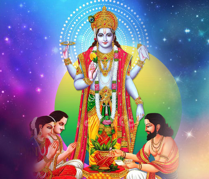 Shri Satya Narayan Katha 11