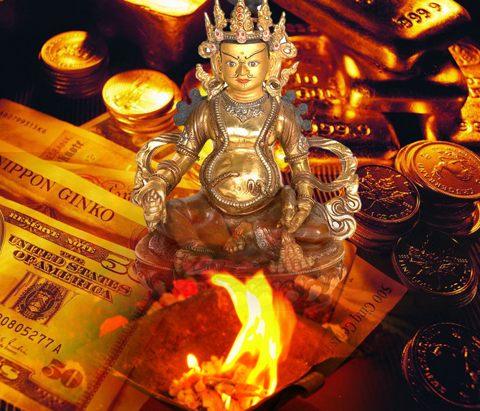 Yagna for Wealth