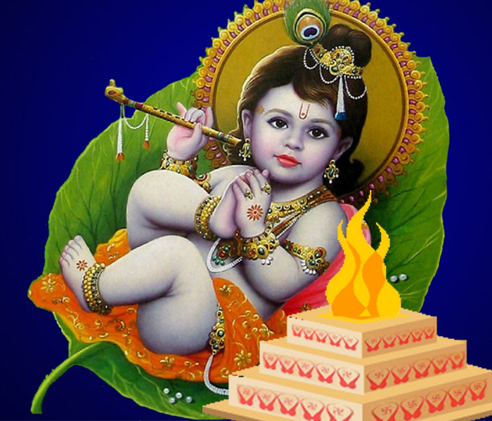 Santan Gopal Mantra Jaap with Homa